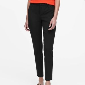 Banana Republic Sloan Pants-Black